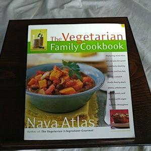 Vegetarian cookbook! Breakfast, lunch & Dinner etc
